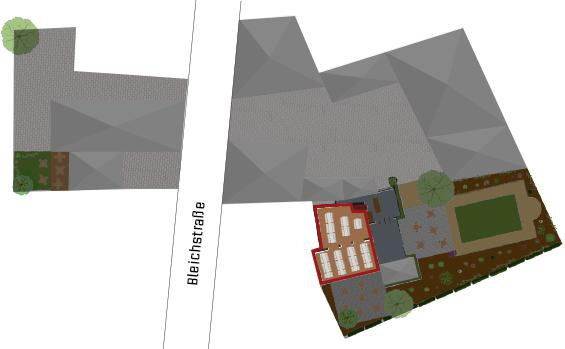 Weingut Domhof - Eventplan