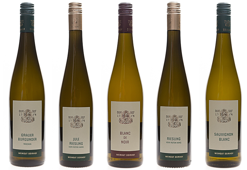 Weingut Domhof - Ortsweine